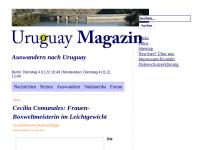 Uruguay Magazin