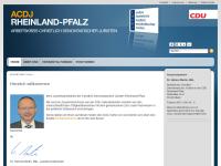 Arbeitskreis Christlich-Demokratischer Juristen (ACDJ) Rheinland-Pfalz