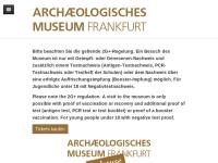 Frankfurt, Archäologisches Museum
