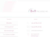 B&A Treuhand AG