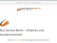 Bus Service Berlin