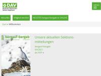 Deutscher Alpenverein, Sektion Siegerland e.V.