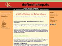 Duftöl-Shop