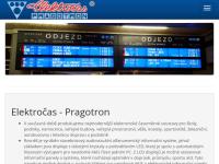 Elektročas Pragotron