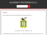 Elferrat Pesterwitz e.V.