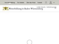 Frauen & Fortbildung in Baden-Württemberg