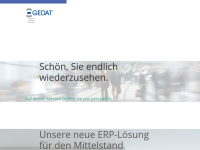 GEDAT - Gesellschaft für Datentechnik mbH