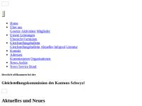 Gleichstellungskommission des Kantons Schwyz, GKSZ
