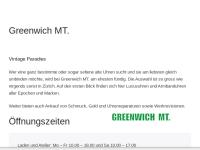 Greenwich MT, Zürich