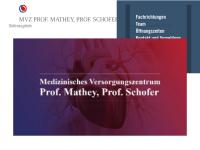 Prof. Mathey, Prof. Schofer & Partner