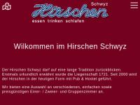 Backpackers Hotel Hirschen