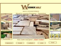 Holzfachmarkt Wiedner