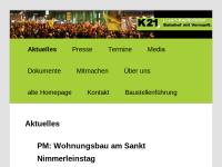 Nein zu Stuttgart 21