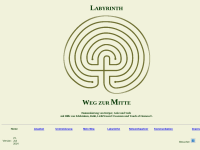 Labyrinth - Weg zur Mitte