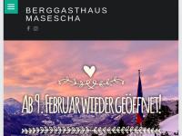 Berggasthaus Masescha - Inh. Fred Fehr