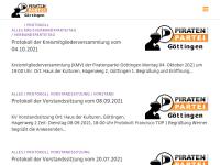 Piratenpartei Göttingen