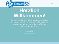 Ring Christlich Demokratischer Studenten (RCDS), Landesverband NRW