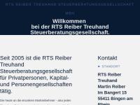 RTS Reiber Treuhand Steuerberatungsgesellschaft mbH