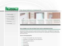 Schreinerei und Tischlerei Hesse GmbH & CO KG