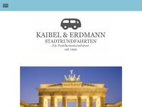 Kaibel & Erdmann Stadtrundfahrten
