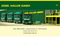 Gebr. Haller GmbH