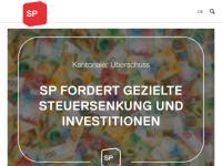 Sozialdemokratische Partei Kanton Schwyz - SP