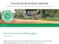 Tennisclub Birkenhain Albstadt e.V.