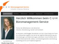 CUH - Büromanagement Service Claudia Unger-Hesse