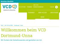 Verkehrsclub Deutschland KV Dortmund-Unna
