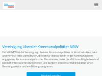 Vereinigung Liberaler Kommunalpolitiker Nordrhein-Westfalen