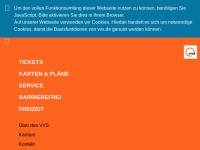 VVS Verkehrs- und Tarifverbund Stuttgart