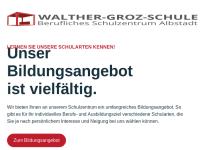 Walther-Groz-Schule Albstadt