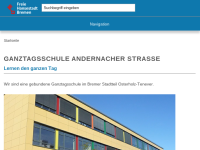 Ganztagsschule Andernacher Straße