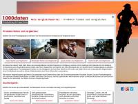 1000daten - Motorrad-Vergleichsportal
