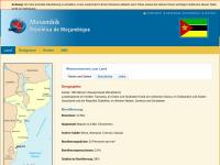 Mosambik: Geschichte in Auszügen