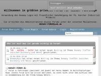 KEEWAY-Forum