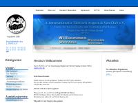 1. Internationaler Türkisch Angora & Van Club e.V.