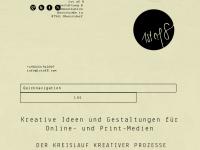 1st of 8 gestaltung & kommunikation - Joachim Weiler