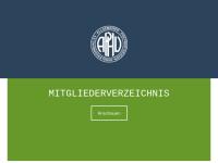 Bundesverbandes des Deutschen Briefmarkenhandels - APHV e.V.