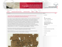Thesaurus Linguae Aegyptia