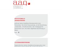 Schweizerische Agentur für Akkreditierung und Qualitätssicherung (AAQ)