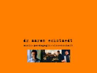 Dr. Aaron Eckstaedt: Musik - Pädagogik - Wissenschaft