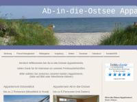 Ab in die Ostsee