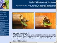 Die Stechimmen-Seite (J.-Chr. Kommilch)