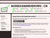 Adressänderung.ch