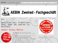 Aebin 2-Rad Fachgeschäft, Muttenz