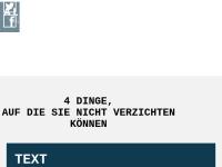 Albrecht: Agentur für Unternehmensdarstellung