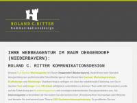 Werbeagentur Roland C. Ritter Kommunikationsdesign