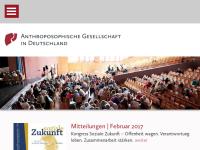 Anthroposophische Gesellschaft in Deutschland