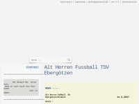 TSV Ebergötzen AH-Fußball